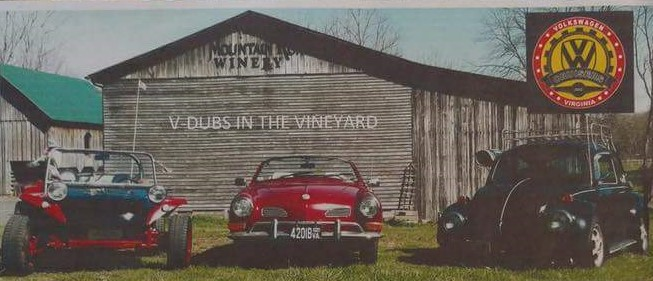 VW-Car-Show-Event-Mountain-Run-Winery-June-3-